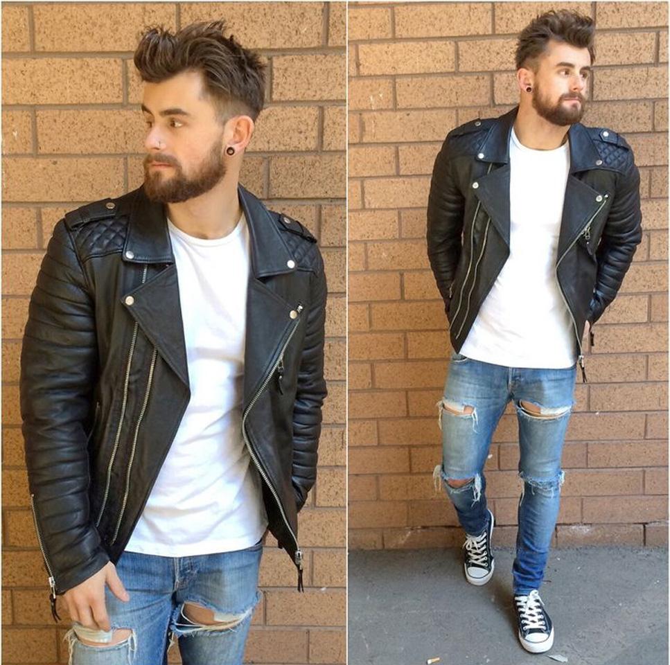 converse uomo come indossarle