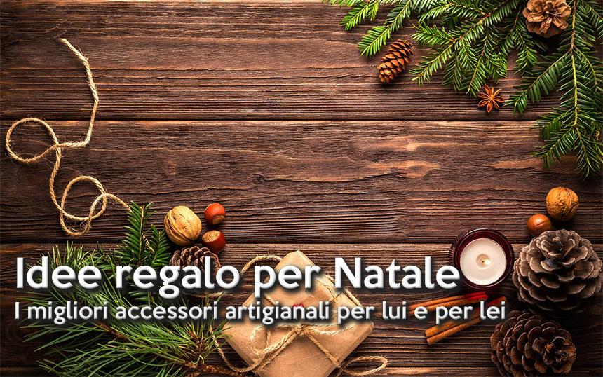 I Migliori Regali Per Natale.Le Migliori Idee Regalo Artigianali Per Natale 2017 Il