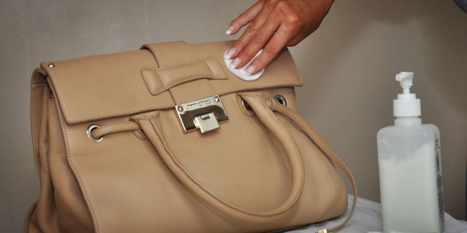 Macchie Di Unto Sulla Pelle 20 trucchi indispensabili per pulire le vostre borse in